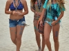Lots of girls at the 2011 US Open Surfing