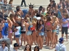Long lines at US Open of Surfing