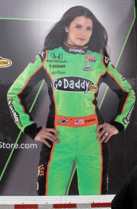 Danica Patrick at the Toyota Long Beach Grand Prix