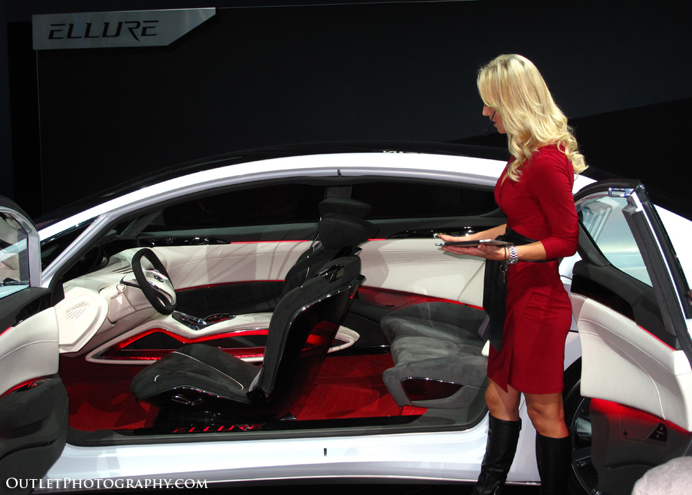 Photos Of The Los Angeles Auto Show - When is the la car show