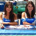 Julie Galindo Falken Tire Girls