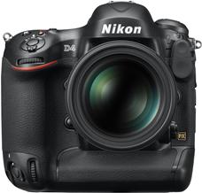Nikon D4 Features