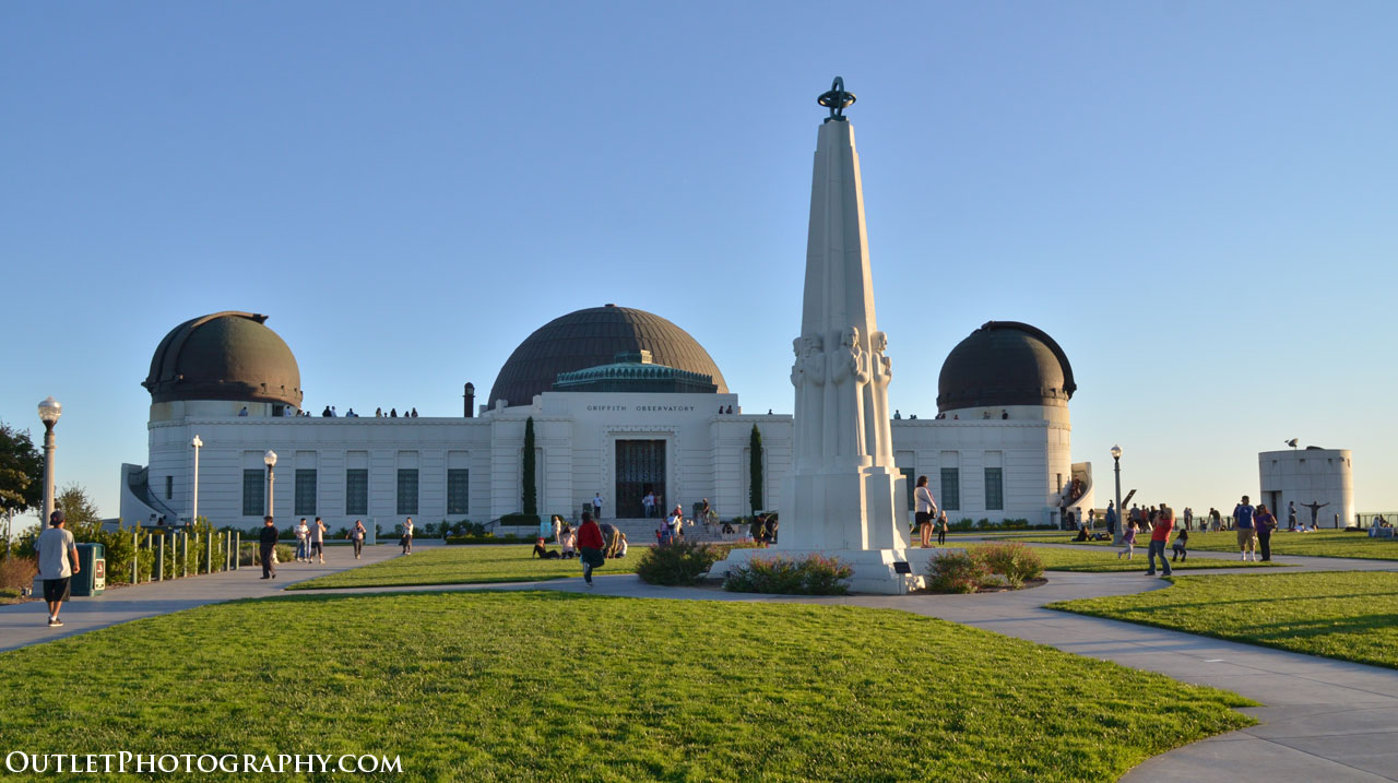 Tips for Photographing the Griffith Observatory Day and Night