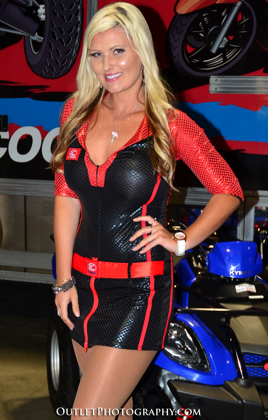 Who Makes Cadillac >> Long Beach Grand Prix 2012 Celebrity Race and Promo Models