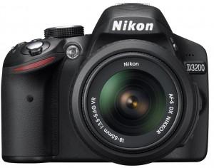 Nikon D3200 black