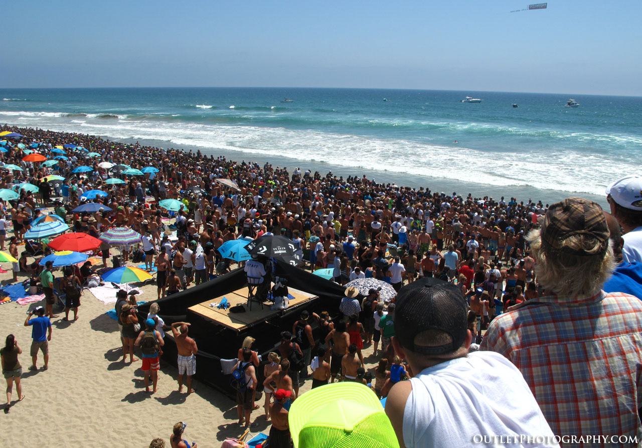 Final day of US Open of Surfing