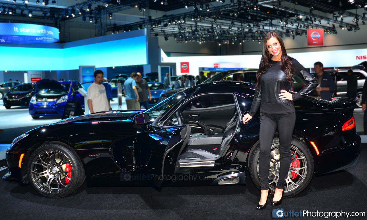 The 2012 LA Auto Show – Cars, Models And More