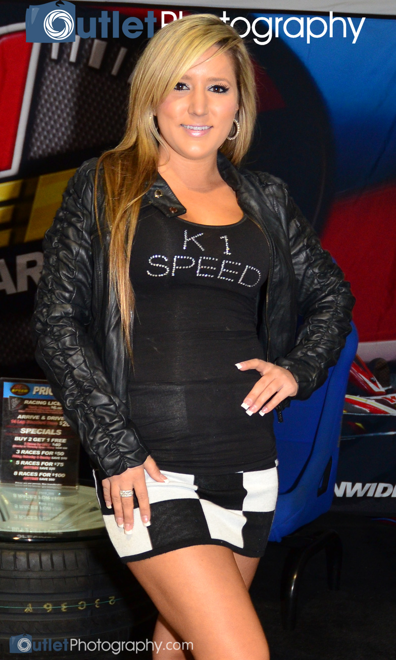 Long Beach Grand Prix expo
