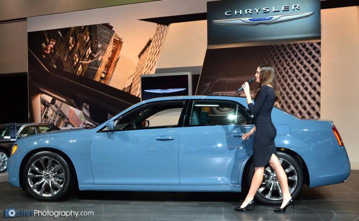 Baby bluish Chrysler