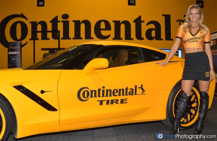 Continental Tire Model