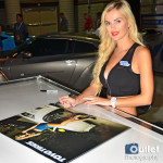 Leanna Bartlett signing Toyo Tire Posters