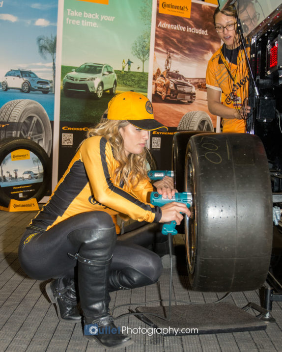 continental tire change